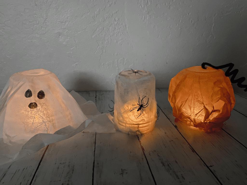 Halloween Lanterns Craft Raising Veggie Lovers